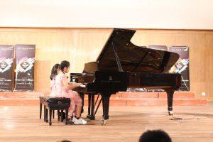 Thi Piano tại Nhạc Viện TP. HCM